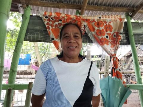 photo of Isabelita