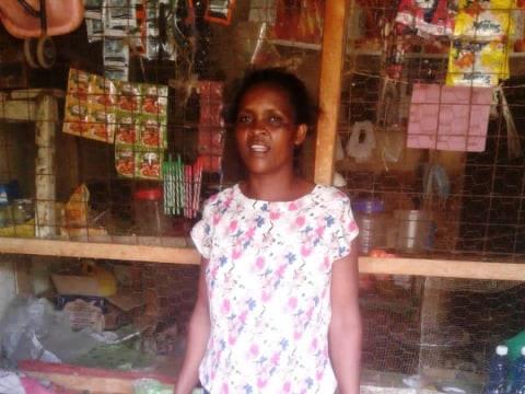 photo of Teresia
