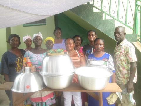 photo of Ewurade Nemehwefor Group