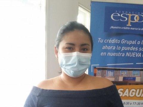 photo of Aida Gabriela