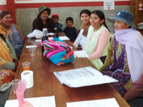 photo of Guadalupe De Senkata Group
