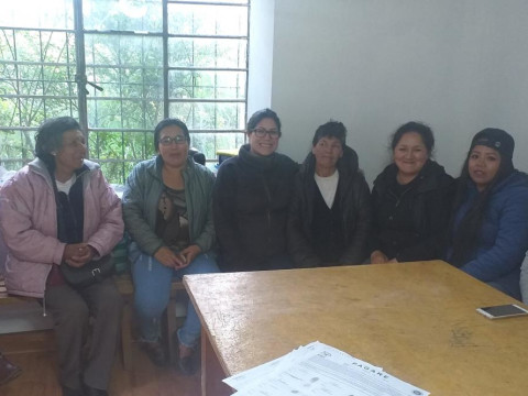 photo of Señor De Choquekillca Group