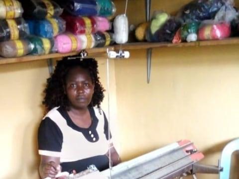 photo of Sarah Nyambura