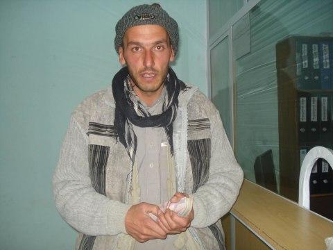 photo of Baz Mohammad