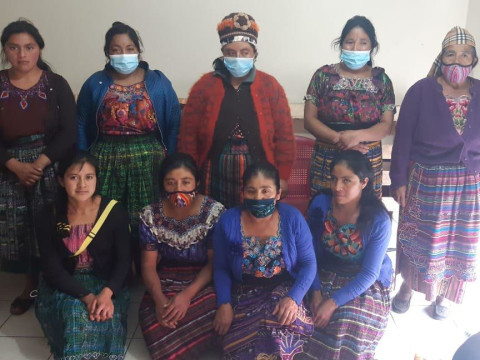 photo of Mujeres De Chucuxcabel Group