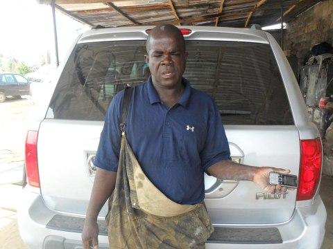 photo of Amadu