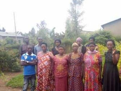 photo of Kundumurimo Muhinzi Group