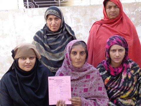 photo of Shagufta's Group