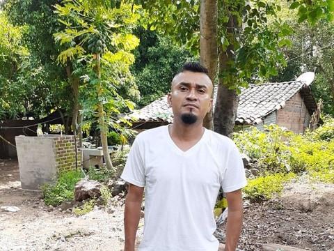 photo of Eraldo Joel