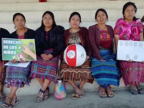 photo of Azucenas De Chuasiguan Group