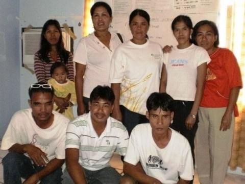 photo of Rosemarie's Group