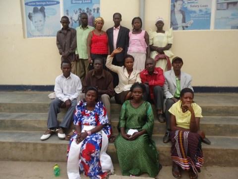 photo of Tusitukire Wamu Workers Group