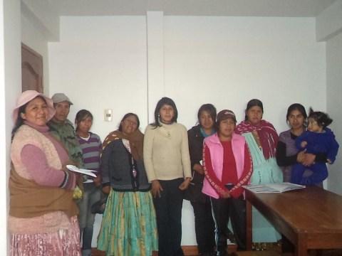 photo of Las Rosas Lindas Group