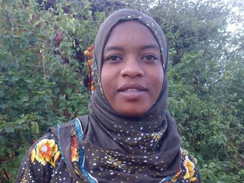 photo of Hanisha