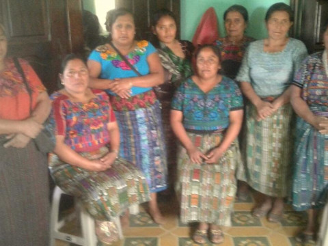 photo of Mujeres Promesas Group