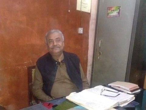 photo of Munawar