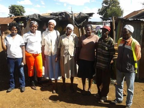 photo of Kenya Canners Retired Shg Group
