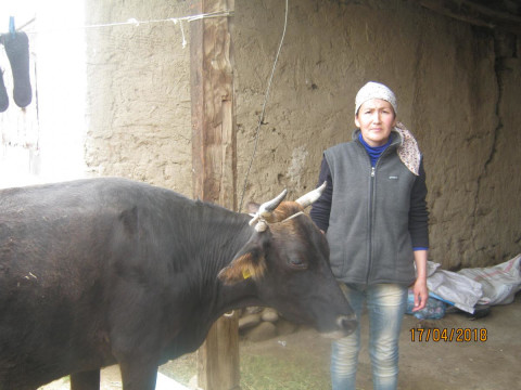 photo of Zarema