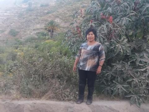 photo of Lusmila Flora