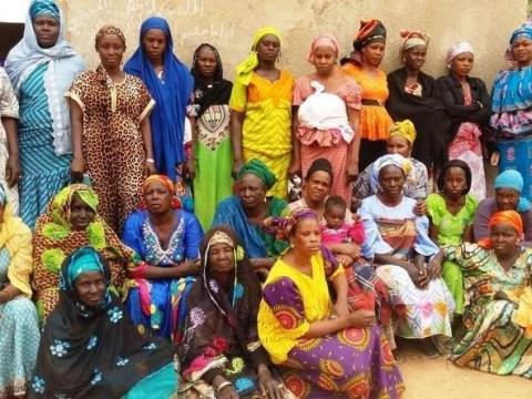 photo of Ngatté's Group