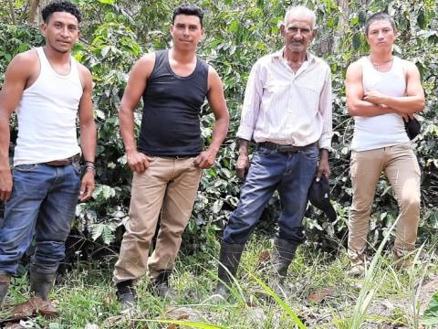 photo of El Jocote Maquengales Group