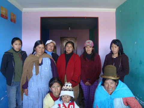 photo of Año Nuevo Aymara Group