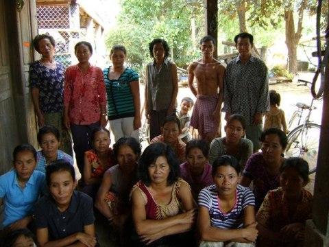 photo of Mrs. Kimly Nob Village Bank Group