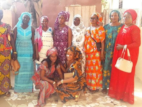 photo of Gpf Darou Khoudoss Fatou Darou Salam Group