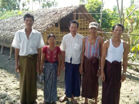 photo of Ta Mawt Hpyar Village Group 2