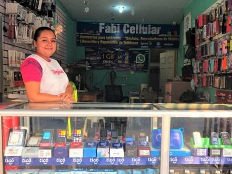 photo of Yoselin Fabiola