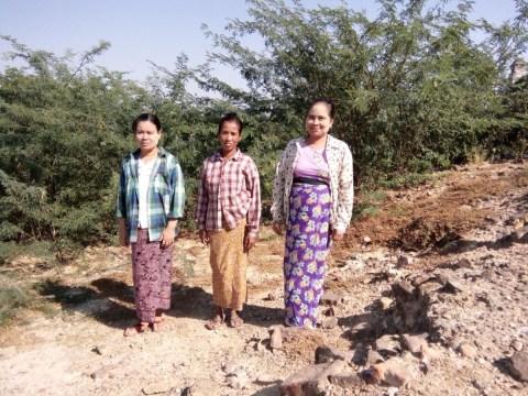 photo of Sin Kyoe(Ywar Ma)-1 (B) Village Group