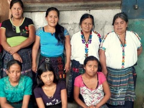 photo of La Ceiba De Tzampoj Group