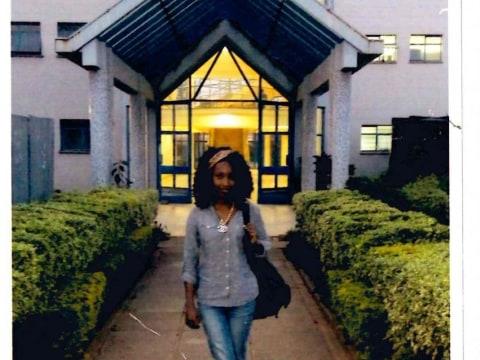 photo of Mitchelle