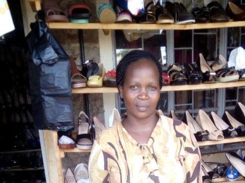 photo of Cathrine Waruguru