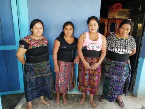 photo of Grupo Tzamjuyup 7 Group