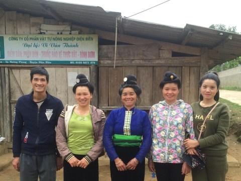 photo of Pa Khoang 48 Group