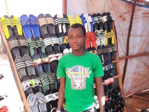 photo of Idrissa