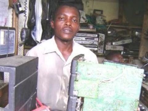 photo of Francis Mvuko