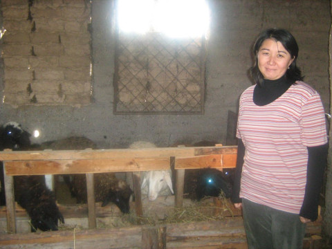 photo of Fariza