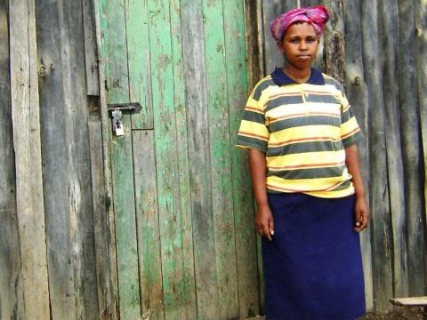photo of Roseline Njeri