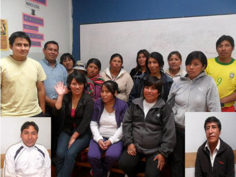photo of Llapanchis Tticarisunchis Group
