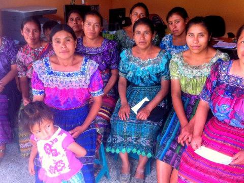 photo of Mujeres De Chinimajul Group