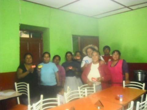 photo of San Martin  - Izcuchaca Group