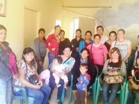 photo of Potrero Guayaki Group