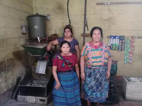 photo of Grupo Solidario Cruz Verde 2. Group