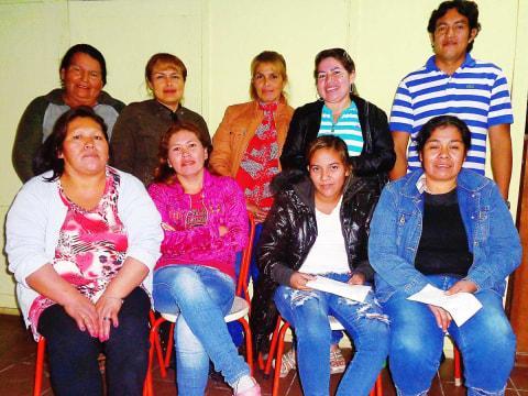 photo of Naranjillo Group
