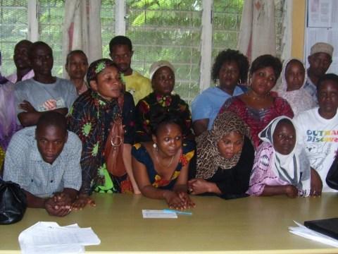 photo of Mshikamano Group