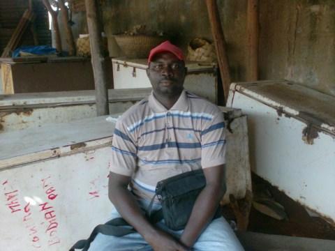 photo of Souleymane