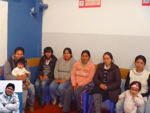 photo of Señor De Huanca Group