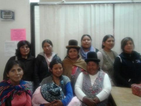 photo of Cariñositas De Callapa Group